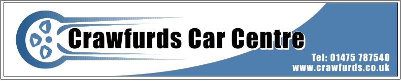 Crawfurds Car Centre Logo